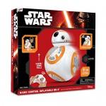Controllo Remoto Gonfiabile Giocattolo Elettronico Divertente Bb-8 Droid Star Wars Episodio Sw Ep 7