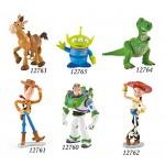 Bullyland 12764 - Walt Disney Toy Story 3 - Rex