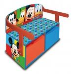 Banca MICKEY MOUSE gioco 3 in 1 giocattolo in legno. ARDWD8329