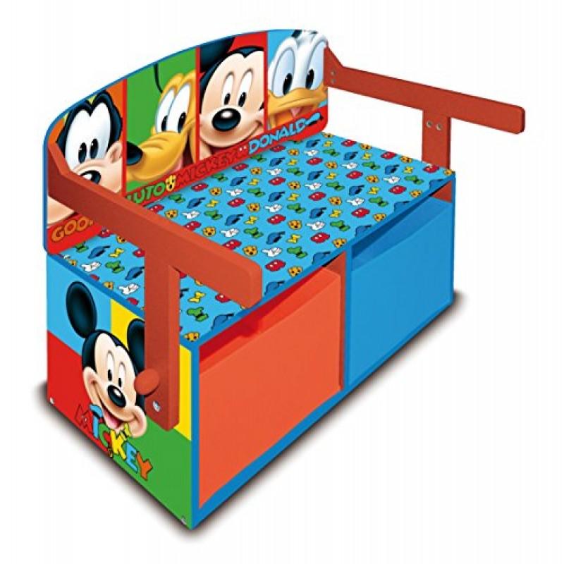 Banca mickey mouse gioco 3 in 1 giocattolo in legno ardwd8329 - Muebles de mickey mouse ...