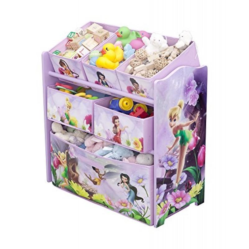 contenitori giocattoli disney