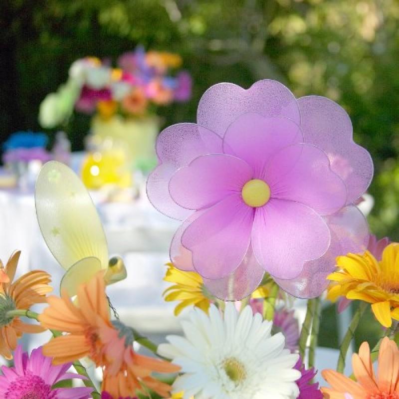 Fiori per ragazze camera decorazioni pendere farfalla - Fiori di giardino ...