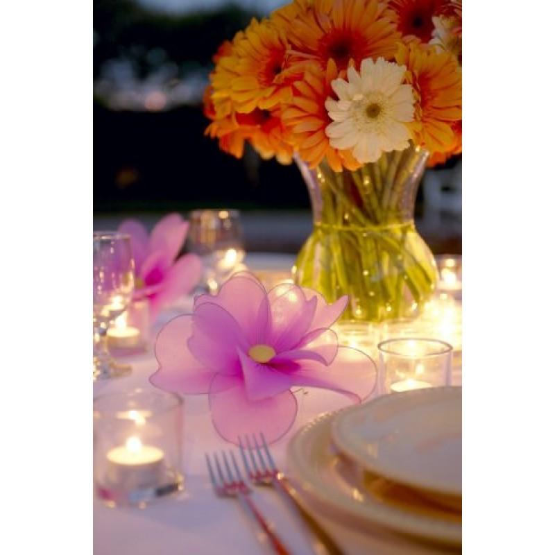 Fiori per ragazze camera decorazioni pendere farfalla - Decorazioni camera ...