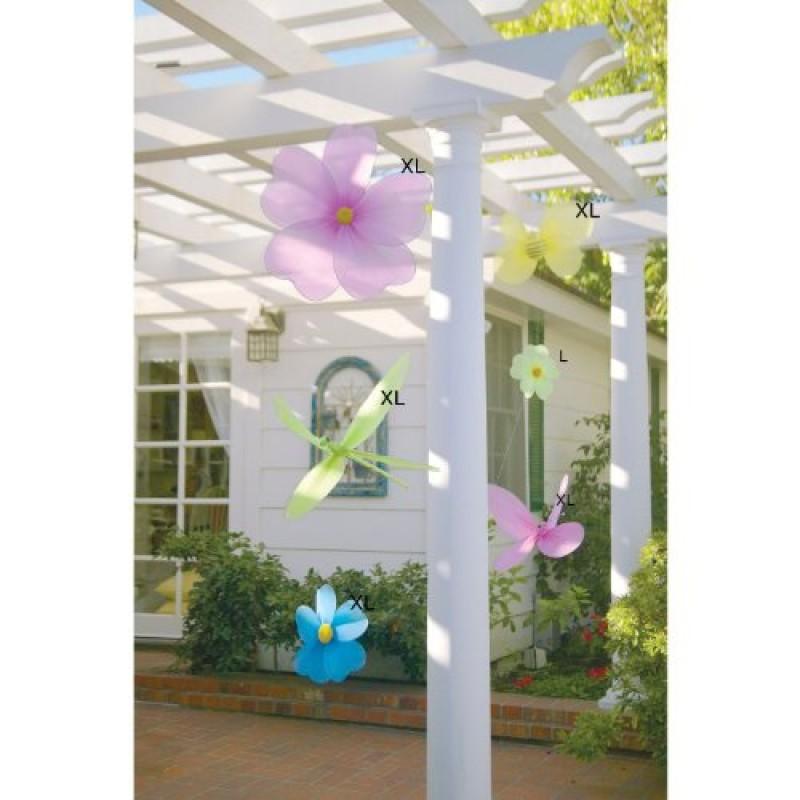 Libellula ragazze camera decorazioni pendere farfalla for Decorazioni in ferro per giardino