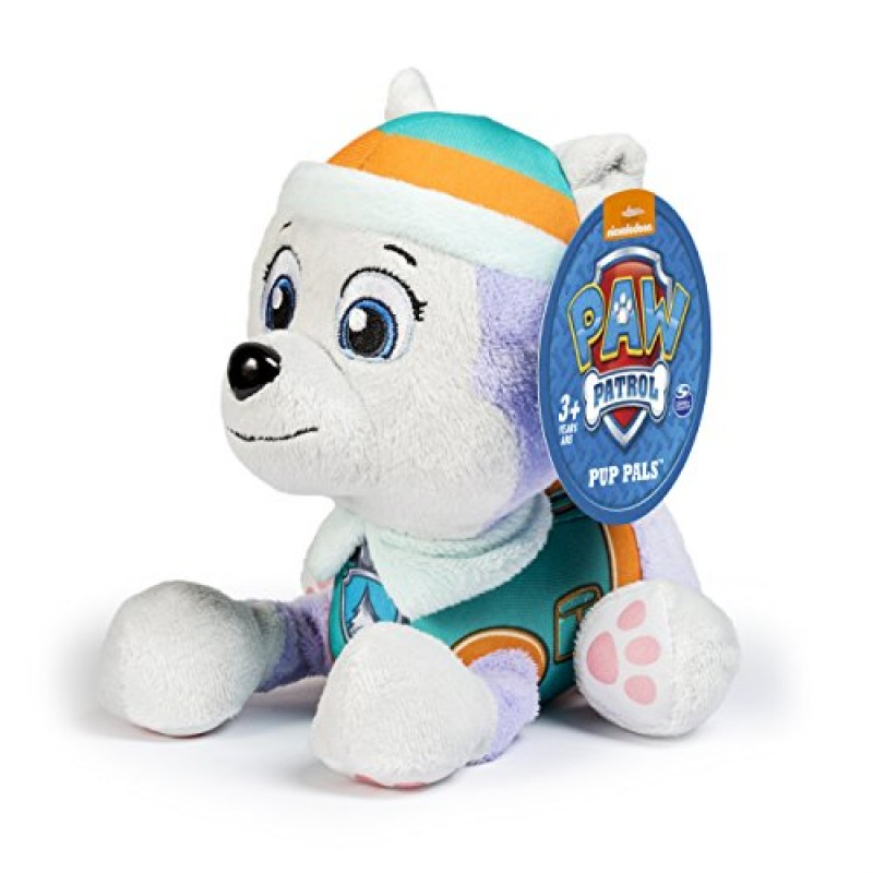 Home paw patrol plush pup pals everest