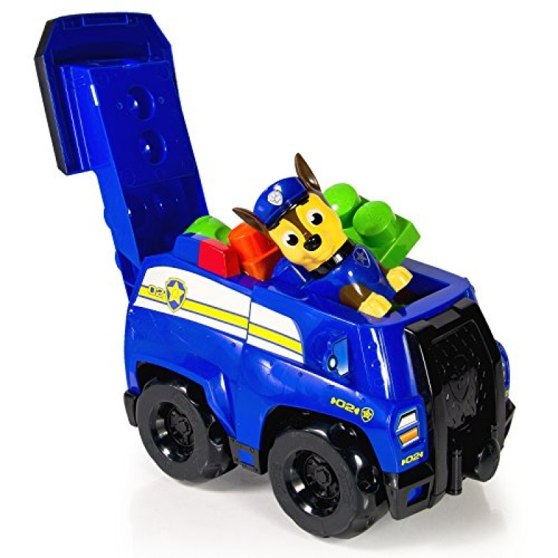 Paw patrol chase truck the image kid for Chaise auto