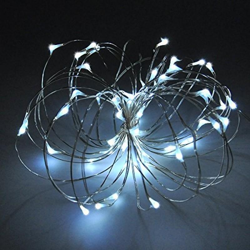 Princeway Strisce LED Luci Natale Esterno  Decorazioni Albero Di Natale E  Addobbi Per Feste