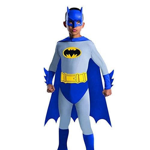 Batman - Childrens Costume - Small - 117 centimetri