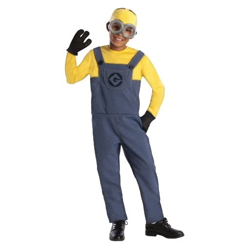 Minion Dave (Despicable Me 2(TM)) - Kids Costume Small
