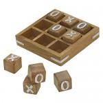 a mano in legno di tic tac toe gioco per bambini di 7 e i - grandi regali per bambini per tutte le occasioni