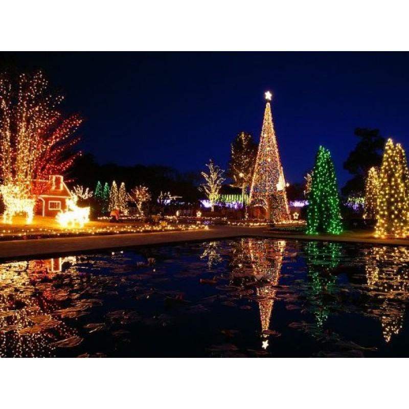 Tkoofn Led Strisce Per Natale La Decorazione Del 39 Albero