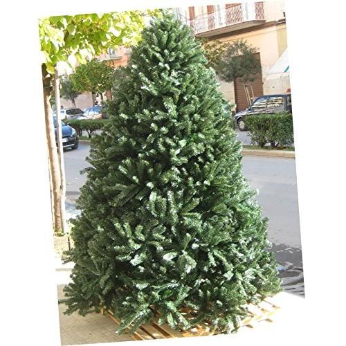 Albero alberi di natale ecologico tipo naturale pino abete 3539 rami h 230 Ø 185