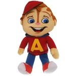 Peluche Alvin Superstar 27cm Protagonista Alvin Originale Whitehouse Chipmunks