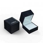 Amtier Anelli Coppia Gioielli Acciaio Inossidabile per Coppia Anelli di Uomo Anelli di Donna 5MM con Confezione Regalo …