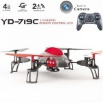Attop ® - Drone - Quadricottero radiocomandato con Telecamera