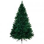 BB Sport Albero di Natale Artificiale in Different Misure e Colori, Colore:Verde Scuro, Lunghezza:180 cm (1.030 Punte)