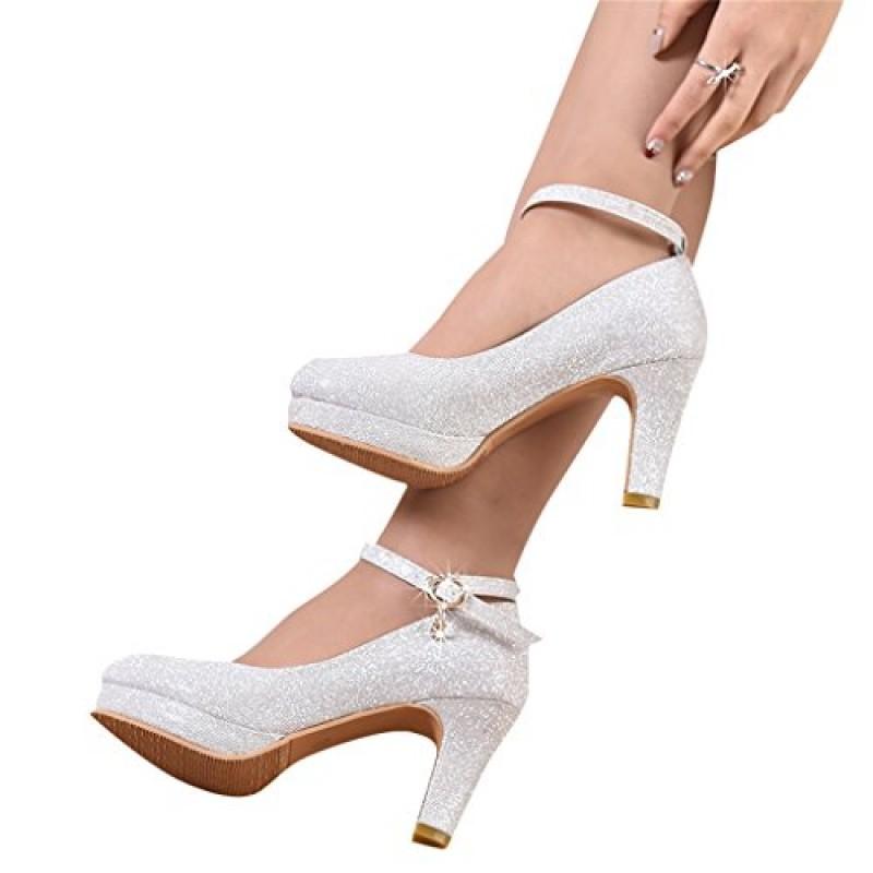 Scarpe Da Sposa Color Argento.Beautiful Bridal Shoes Scarpe Da Sposa Abiti Da Damigella D