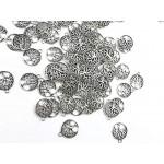 100pz Pendenti Ciondoli Colore Argento Antico Tibetani, Ciondolo Albero della Vita per Gioielli Fai da Te Collane Bracciali e Bomboniere per Il Bat...