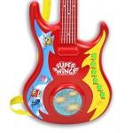 Bontempi- Super Wings Chitarra Elettrica, 246969