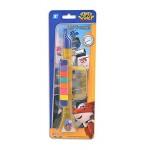 Bontempi Super Wings Trobetta, Colore Blu, 32 2769 , Modelli/Colori Assortiti, 1 pezzo