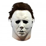 Maschera Michael Myers Halloween Cosplay Horror Maschera completo Personaggio cinematografico spaventoso Costume cosplay per adulti, Costume di car...