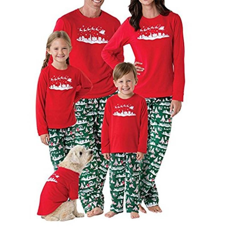 speciale per scarpa scegli genuino rivenditore all'ingrosso Chicolife famiglia albero di Natale di corrispondenza ...