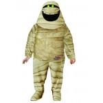 Ciao Hotel Transylvania Costume Mummia Murray per Bambini, Bianco, 8-10 Anni, 11152.8-10