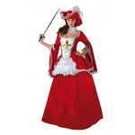 Ciao - Moschettiera Venezia Day And Night Costume Donna Adulto