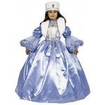 Ciao - Principessa Sogno Azzurro 3 in 1 Costume Bambina, 6-8 Anni