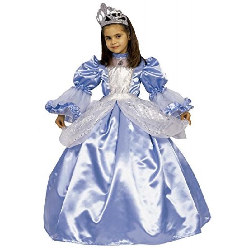 Vestiti Halloween Bambina 3 Anni.Ciao Principessa Sogno Azzurro 3 In 1 Costume Bambina 8 10 Anni