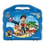 Clementoni- Paw Patrol Puzzle Cubi, 12 Pezzi, 41180