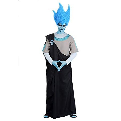 Hercules Disney Adult Hades Fancy Dress Costume Large/X-Large