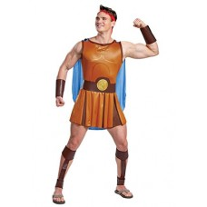Hercules Disney Adult Hercules Fancy Dress Costume Large/X-Large