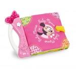 Clementoni 17098 - Baby Minnie Morbido Libro