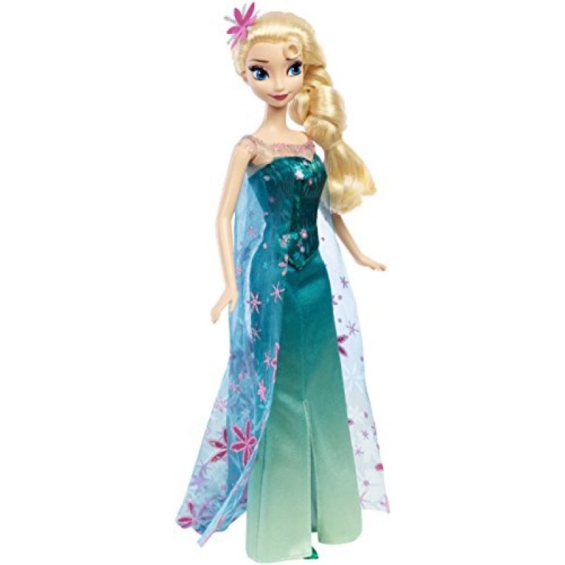 Mattel Disney Frozen Fever Elsa Festa Di Compleanno