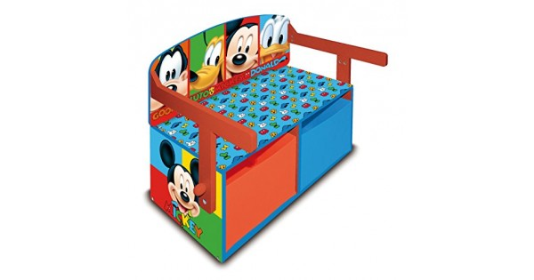 Scrivania In Legno Minnie Mouse : Banca mickey mouse gioco in giocattolo in legno ardwd