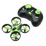 EACHINE E010 Mini UFO Quadricottero Drone Telecomandato Quadcopter RTF Modalità 2 (Verde)