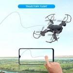 EACHINE E61HW Mini Drone con Telecamera WiFi FPV droni per Principianti Funzione di Sospensione Altitudine Headless Mode