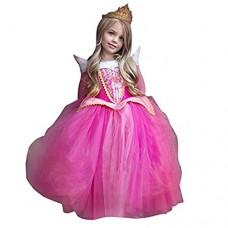Vestito Abito per bambino ragazza bambina Principessa Natale Partito Compleanno bambini vestito carnevale bambina abiti Principessa Fantasia Vestit...