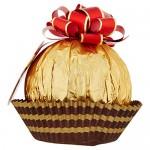 Grand Ferrero Rocher   100 GR + 2 rocher interni