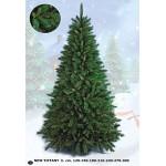 Flora Newtiffany Albero di Natale, Verde, 210 cm,