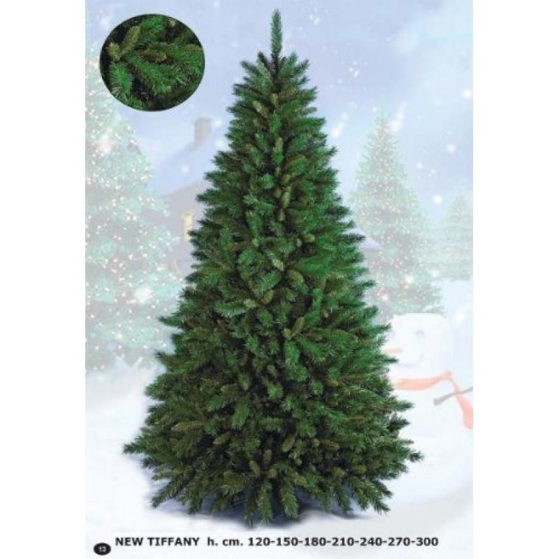 Albero Di Natale 150 Cm.Flora Albero Di Natale Artificiale Verde 150 Cm