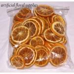 15 fette arancia essiccata ideali per decorazioni di Natale e preparazione ghirlande