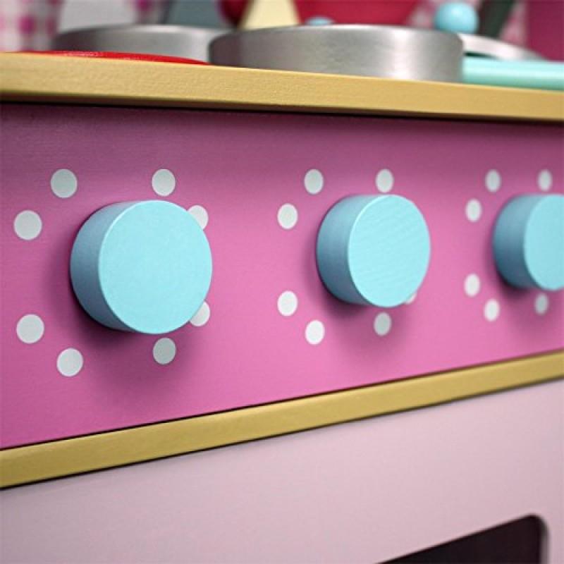 Froggy cucina giocattolo per bambina bambini bimbi cucina for Cucinare x bambini