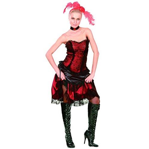 Generique - Costume Cabaret Saloon Donna SCostume Cabaret Saloon Donna Small