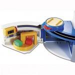 Giochi Preziosi - Super Wings Playset Torre di Controllo con Luci e Suoni, Personaggi Jett e Donnie Inclusi