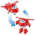 Giochi Preziosi- Super Wings Robot con trasformazione, UPW00100