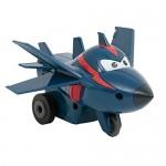 Giochi Preziosi Super Wings Veicolo Aereo Giocattolo a Frizione, Personaggio Chase, UPW03B11