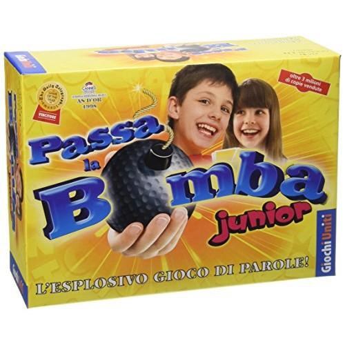Passa la bomba junior gioco di parole - Gioco da tavolo passa la bomba ...