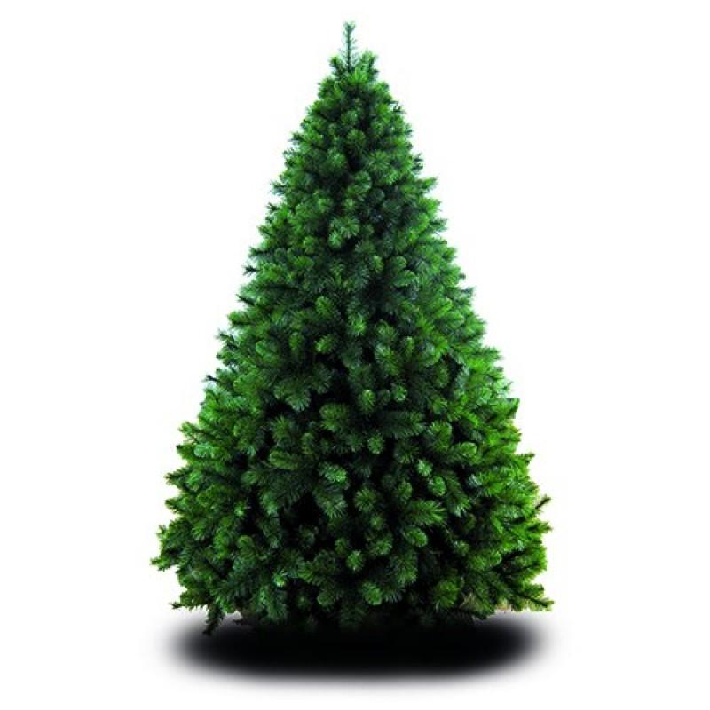House of fun germogliato albero di natale maxi 210 cm 1 - Alberi di natale super magri ...